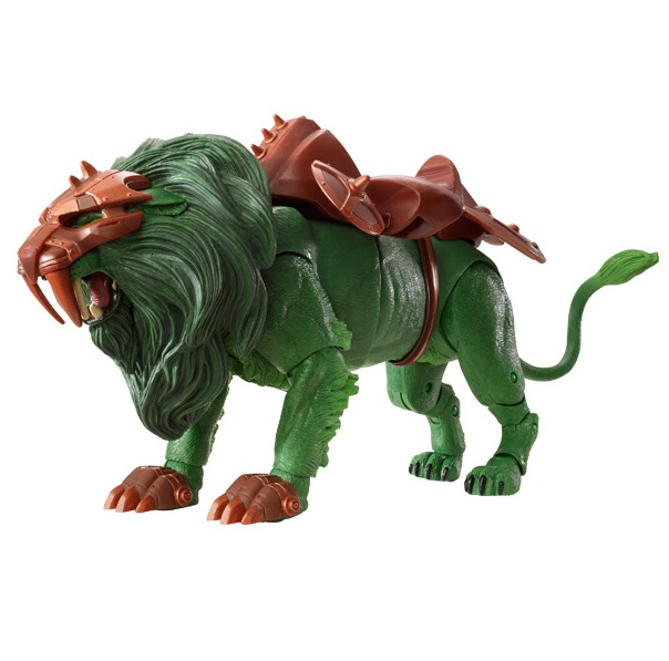 Masters of the Universe Classics: BATTLE LION