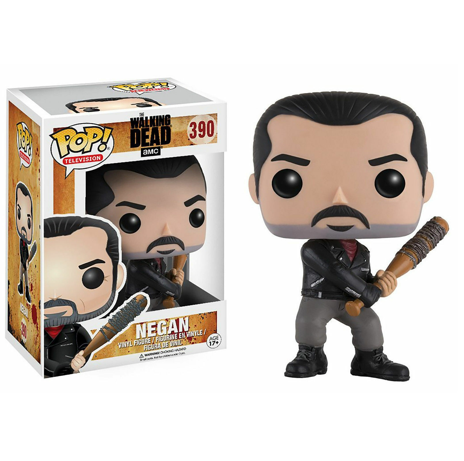 Funko Pop 390: NEGAN The Walking Dead