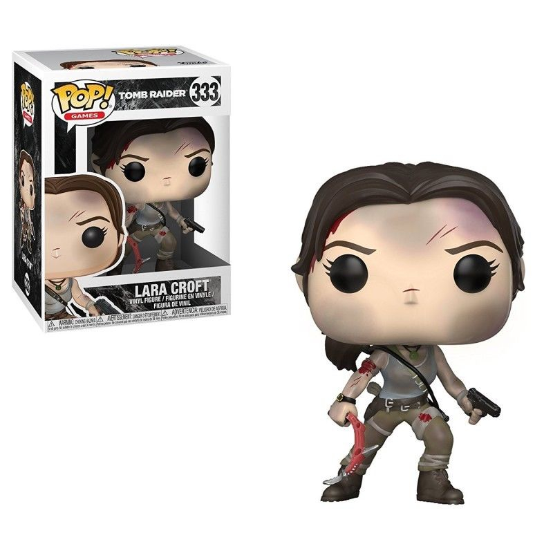 Funko Pop 333: LARA CROFT Tomb Raider