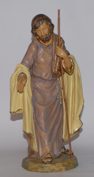 S. Giuseppe in plastica cm. 45