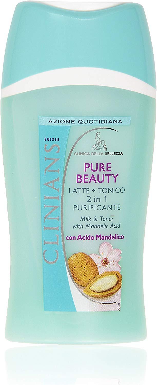 Clinians Latte + Tonico 2 in 1 Purificante 200 ml