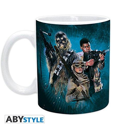 STAR WARS Mug Rey, Finn & Chewie