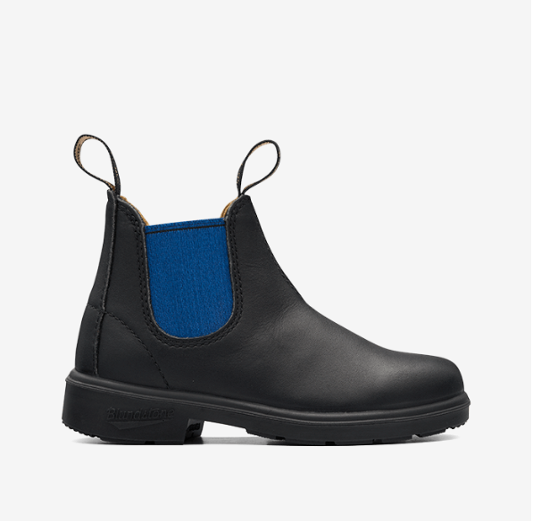 Boot bambino BLUNDSTONE STYLE 580 BLACK AND BLUE