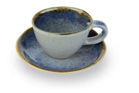 GIANNINI TAZZINA CAFFE' GRIGIA LINEA TERRE LONTANE 27445