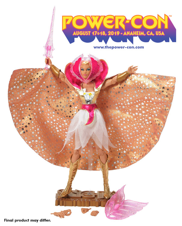 Starburst She-Ra (Power-Con 2019 Exclusive) by Mattel