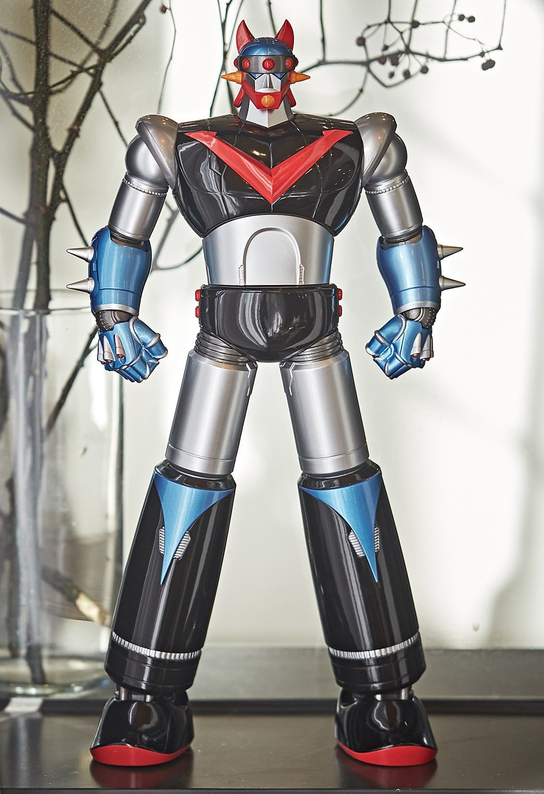 Korean Robot: TAEKWON V Metallic Color 40 cm