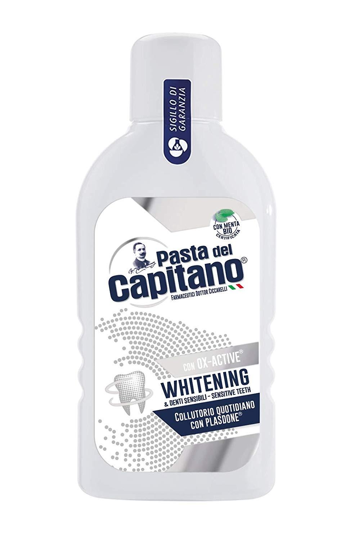 PASTA DEL CAPITANO Collutorio Whitening&Denti Sensibili 400ml