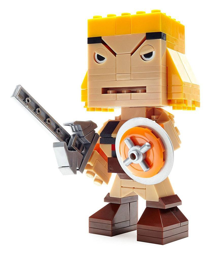 Kubros 01 Masters of the Universe HE-MAN by Mega Bloks
