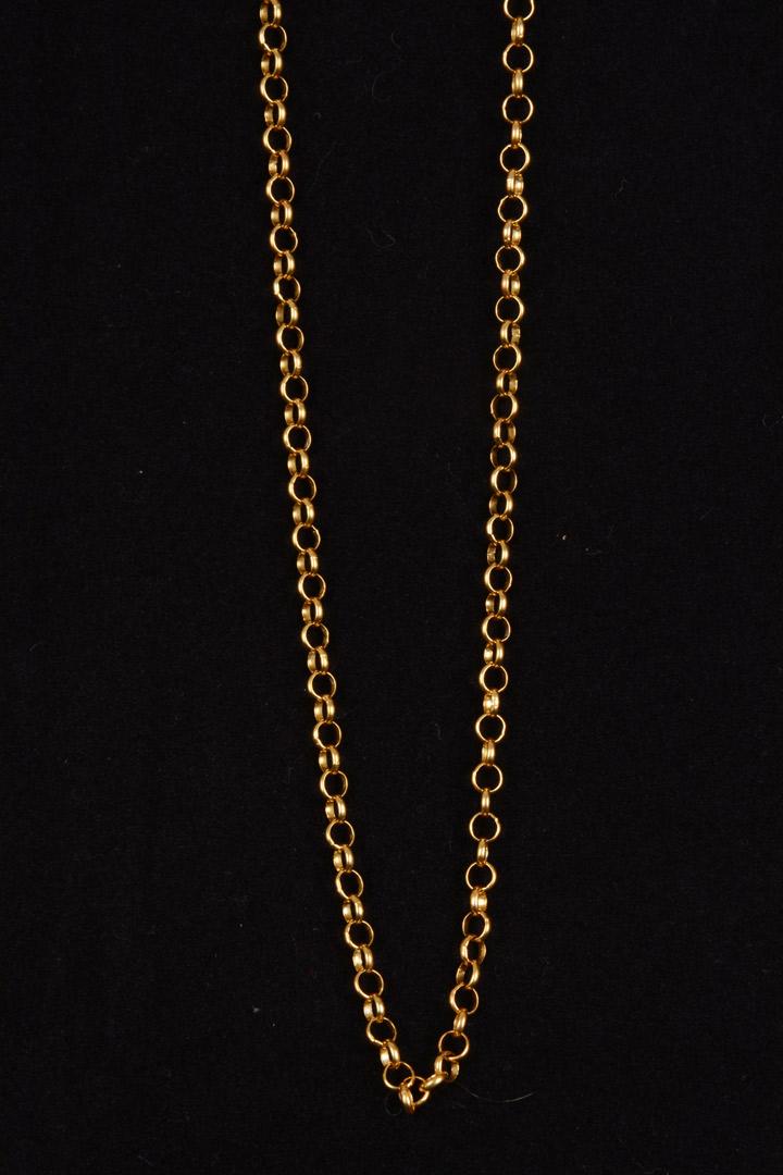 Catena per Croce Pettorale in Argento 7709 cm 90
