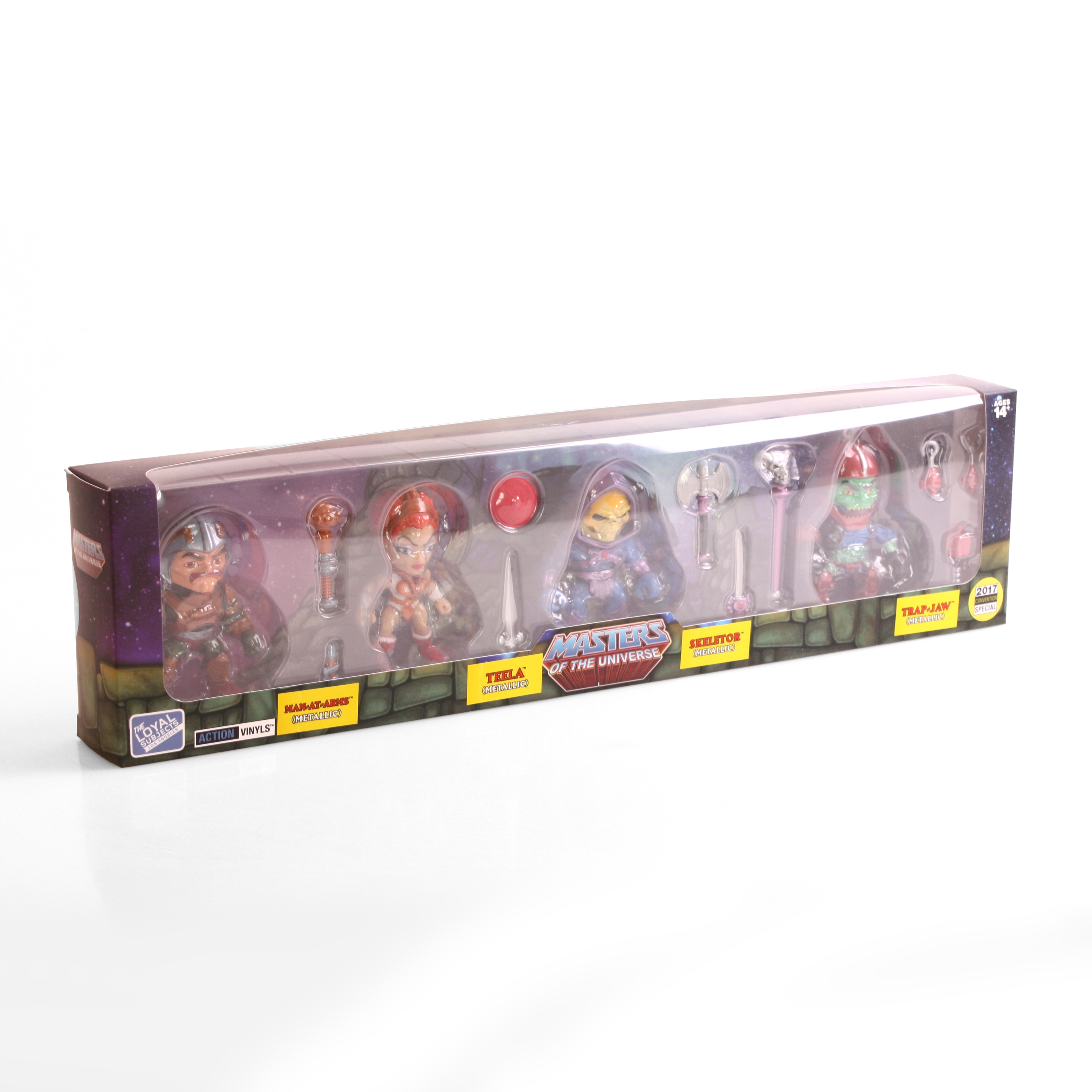 Masters of the Universe (the Loyal Subjects) Limited Box 2