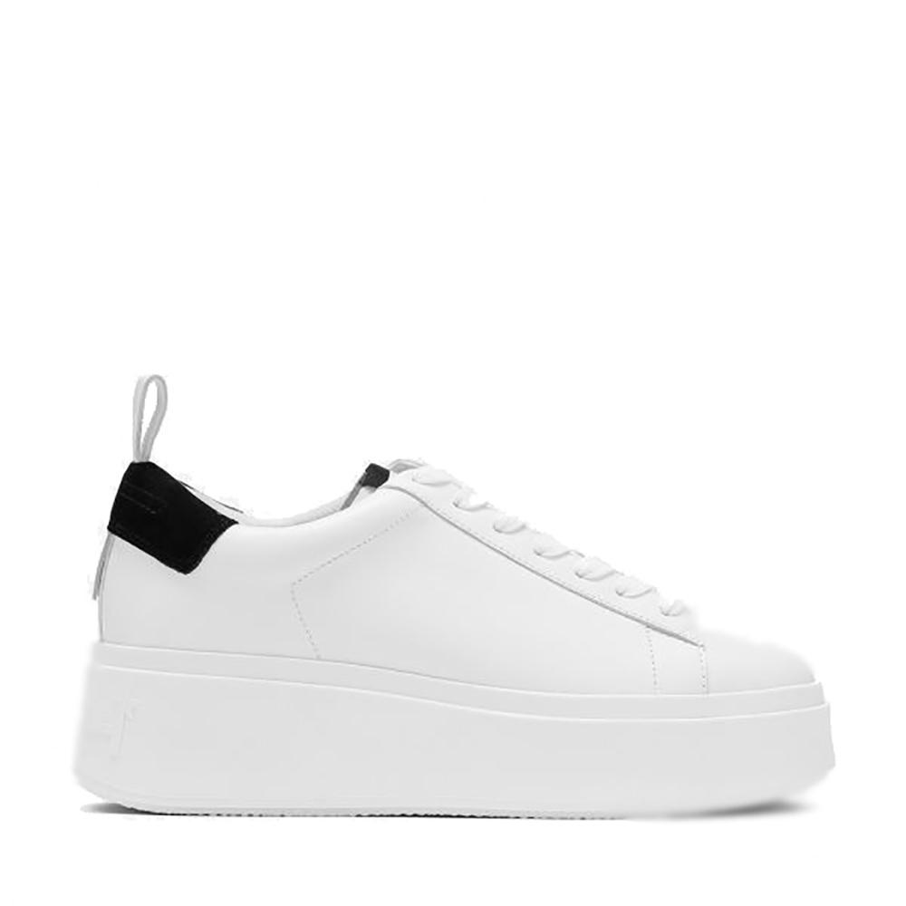 Sneakers -ASH-MOON-bianco-nero
