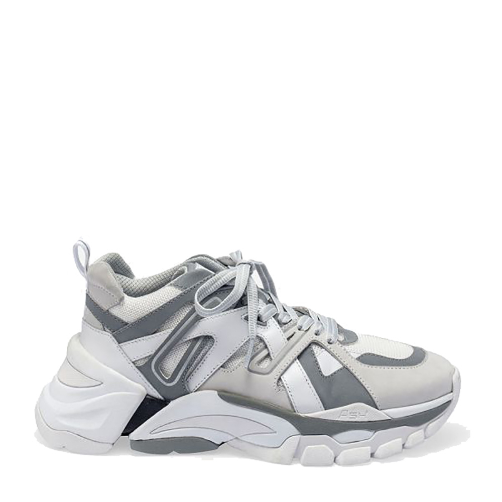 Sneakers-ASH-FLASH-White Grey