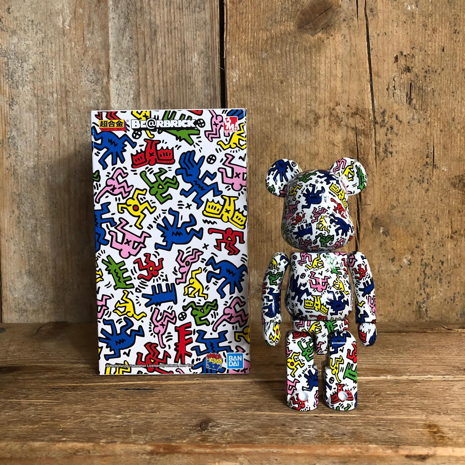 Be@rbrick Medicom Toy 200 Haring 200% Keith Haring