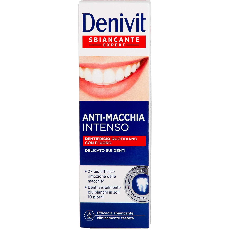 DENIVIT Sbiancante Expert Dentifricio Anti-Macchia Intenso 50ml
