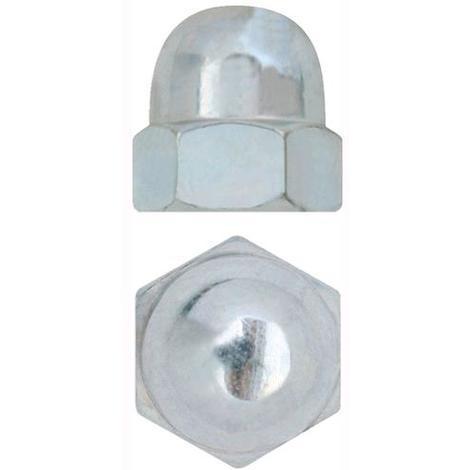 Friulsider DCZ dado cieco cl.6 DIN1587 M6  50pezzi art.22600b6000