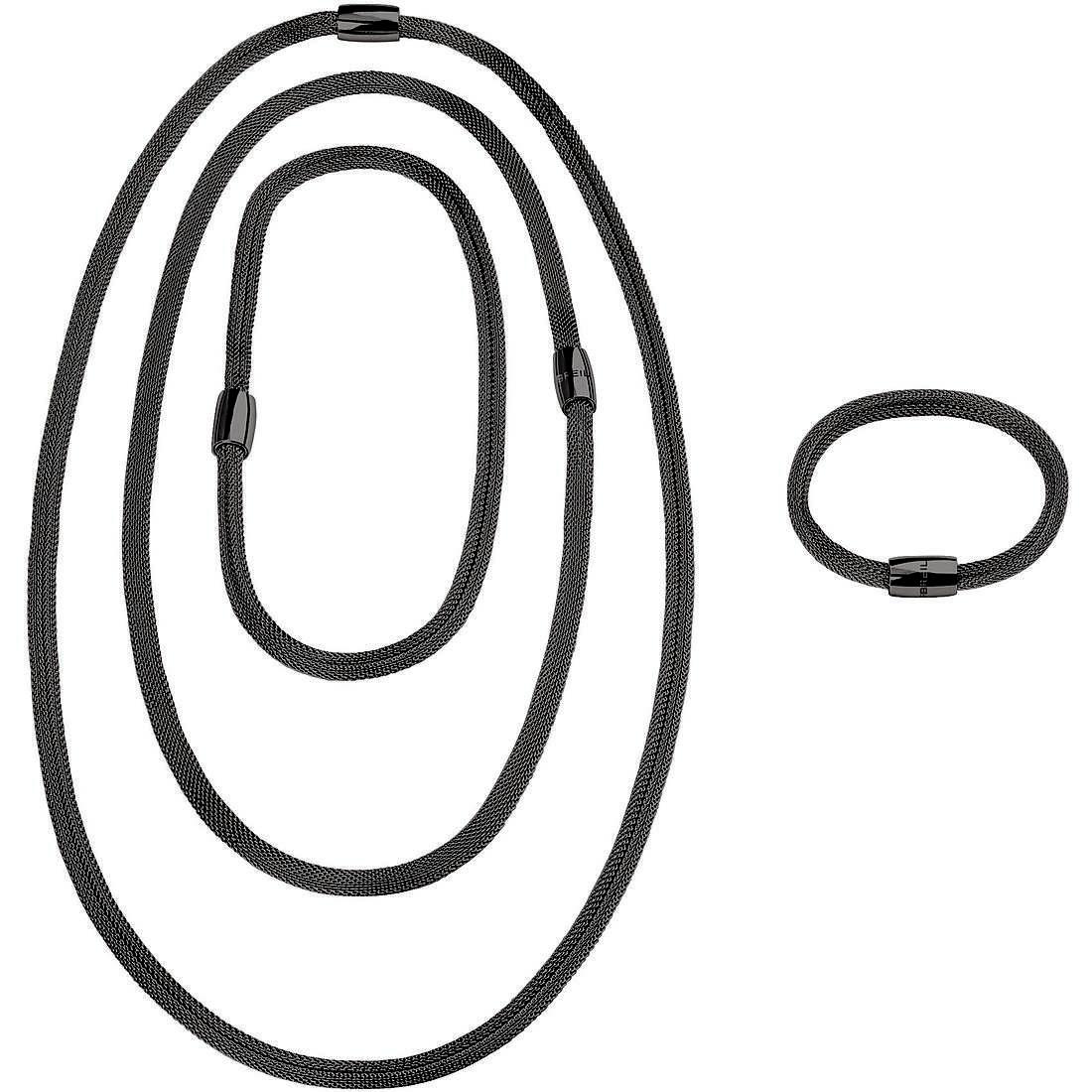 Gioiello multi indosso girocollo-bracciale-collana Breil New Snake Soft Codice: TJ2842