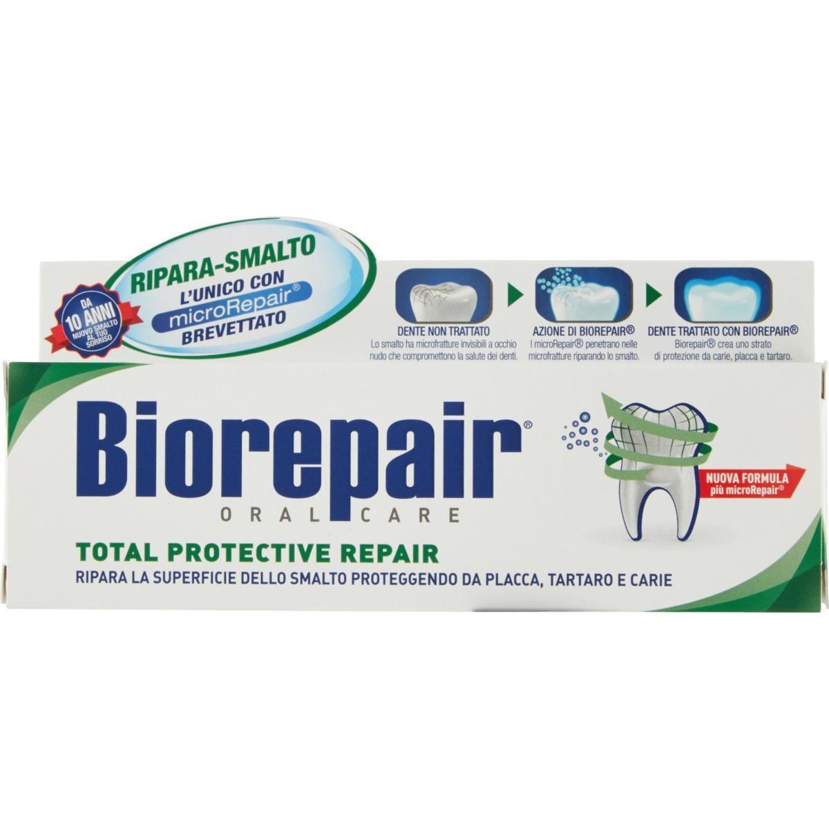 BIOREPAIR Total Protective Repair Dentifricio 75ml