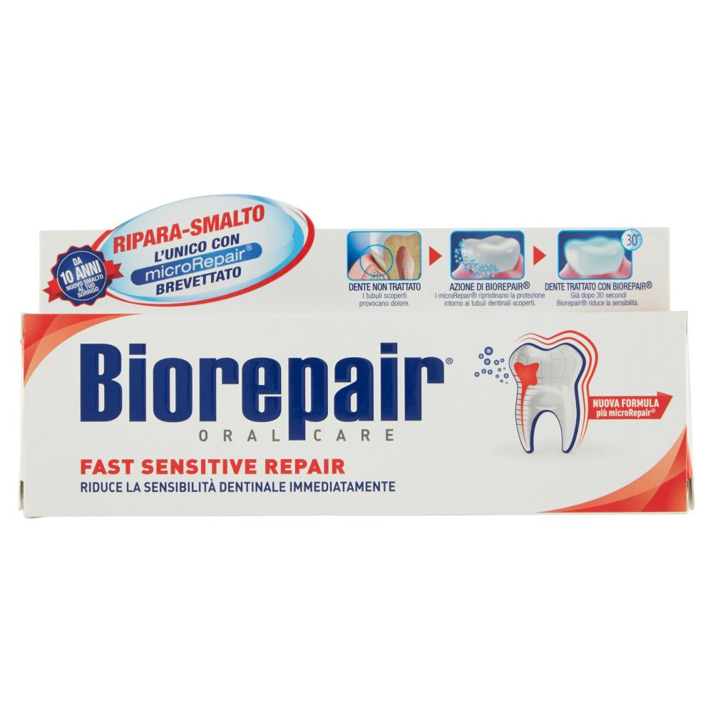 BIOREPAIR Fast Sensitive Repair Dentifricio 75ml