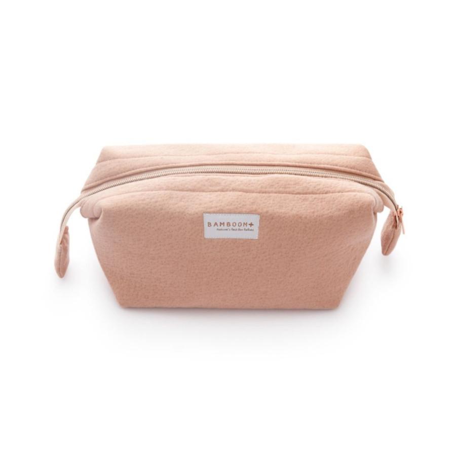 Beauty case Store Bag Happy Rosa antico