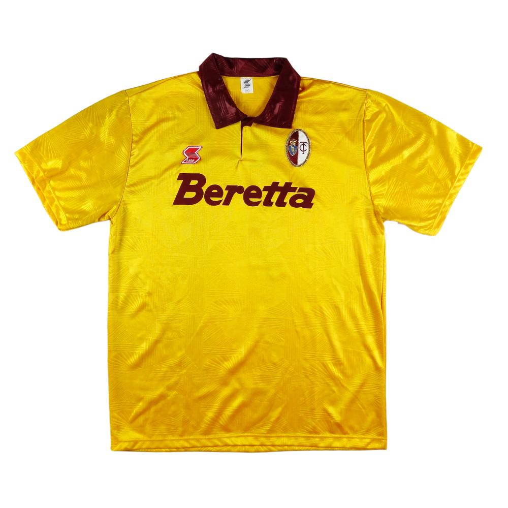 1992-93 Torino Maglia Terza Match issue #7 Sordo XL