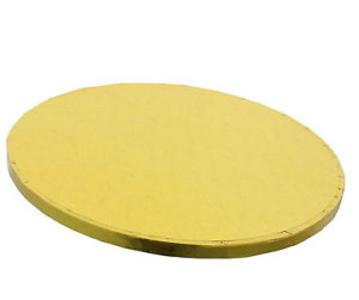 Cakeboard oro Silikomart