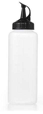 BOTTIGLIA SQUEEZE DA CUCINA PER CONDIRE IN PLASTICA PER USO ALIMENTARE X11219300