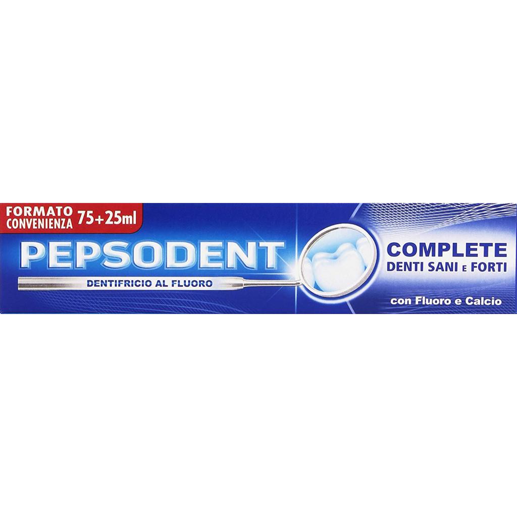 PEPSODENT Complete Dentifricio 75+25ml