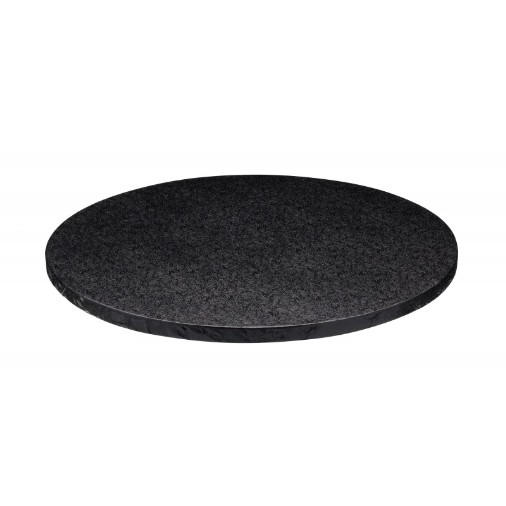 Cakeboard nero 25 cm