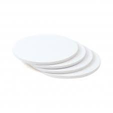Cakeboard Decora white 30xh1.2