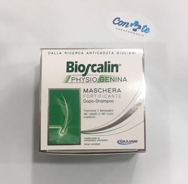 Bioscalin® Physiogenina Maschera Dopo-Shampoo Uomo e Donna