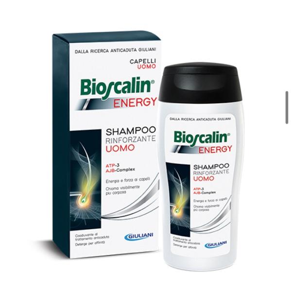 Bioscalin® Energy Shampoo Rinforzante