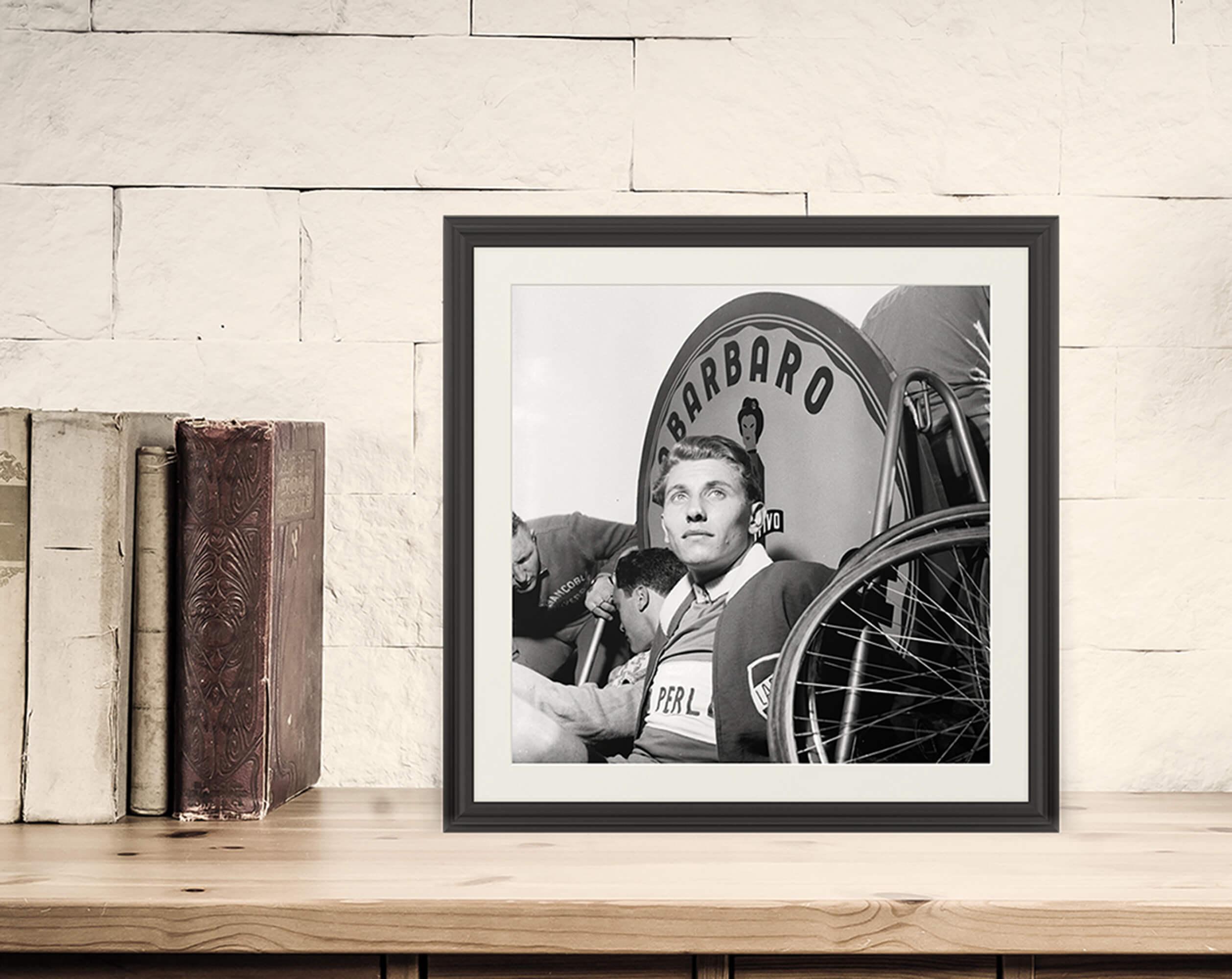 Jacques Anquetil, 1955