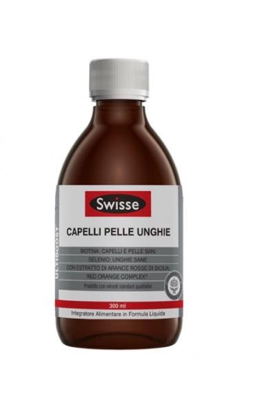 Swisse Capelli pelle unghie formula liquida
