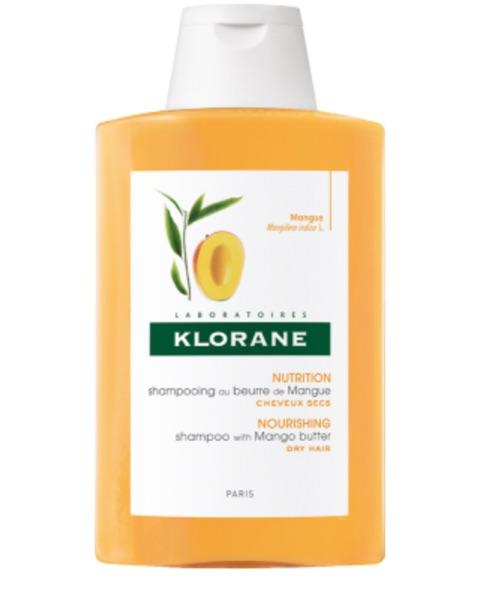 Klorane shampoo al burro di mango 400 ml