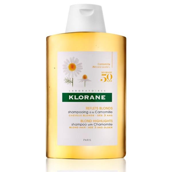 Klorane shampoo alla camomilla 400 ml