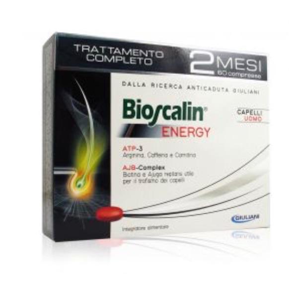 Bioscalin Energy Uomo 60 compresse