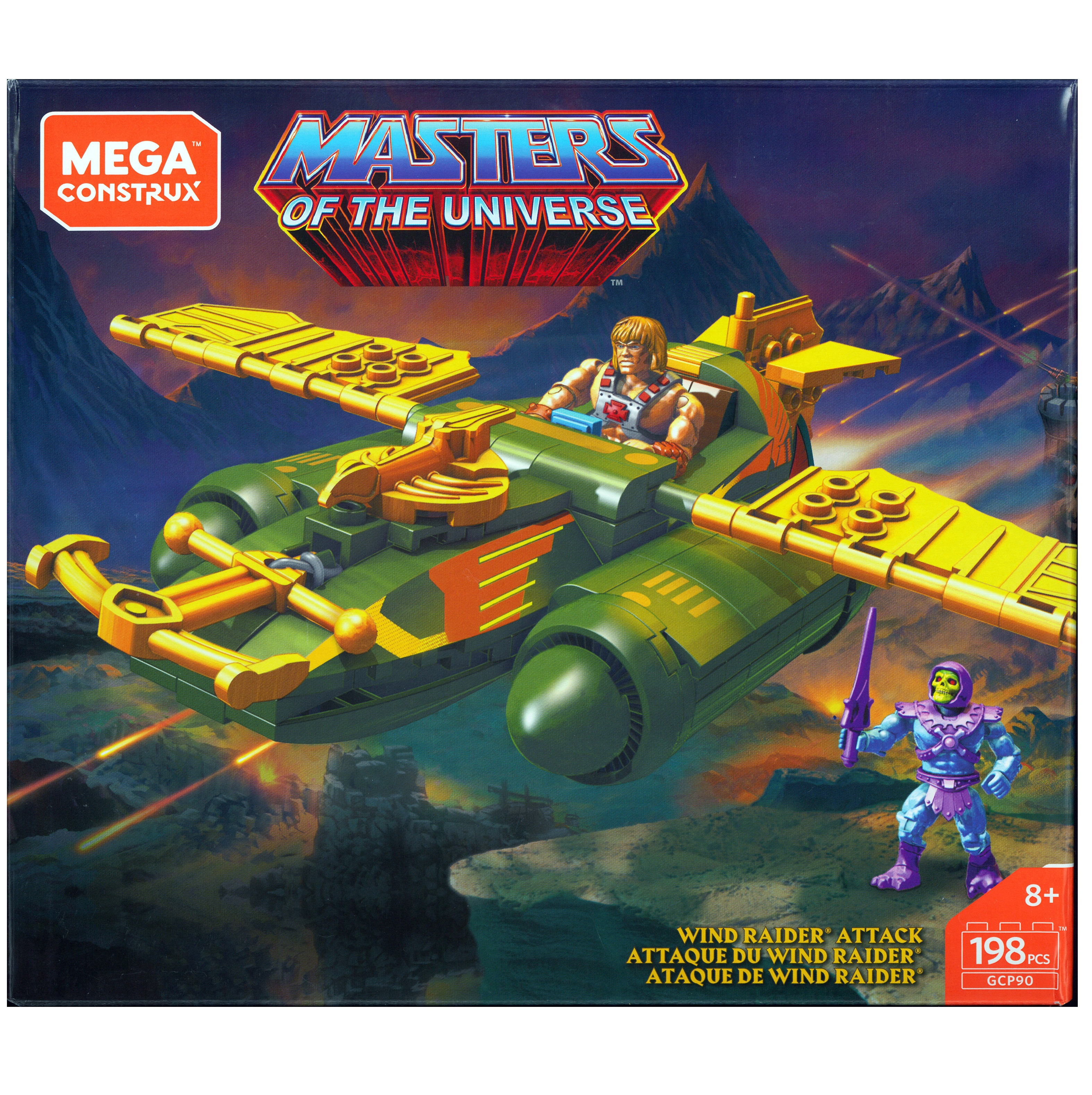 Masters of the Universe - Mega Construx: Wind Rider
