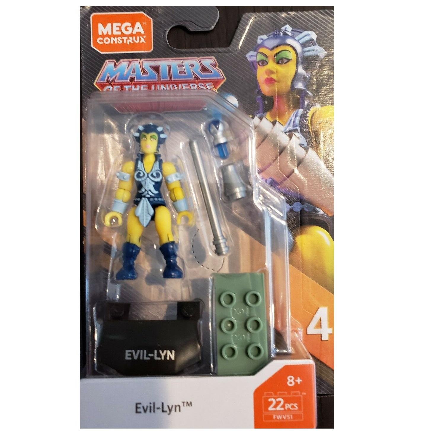 Masters of the Universe - Mega Construx: Evil Lyn
