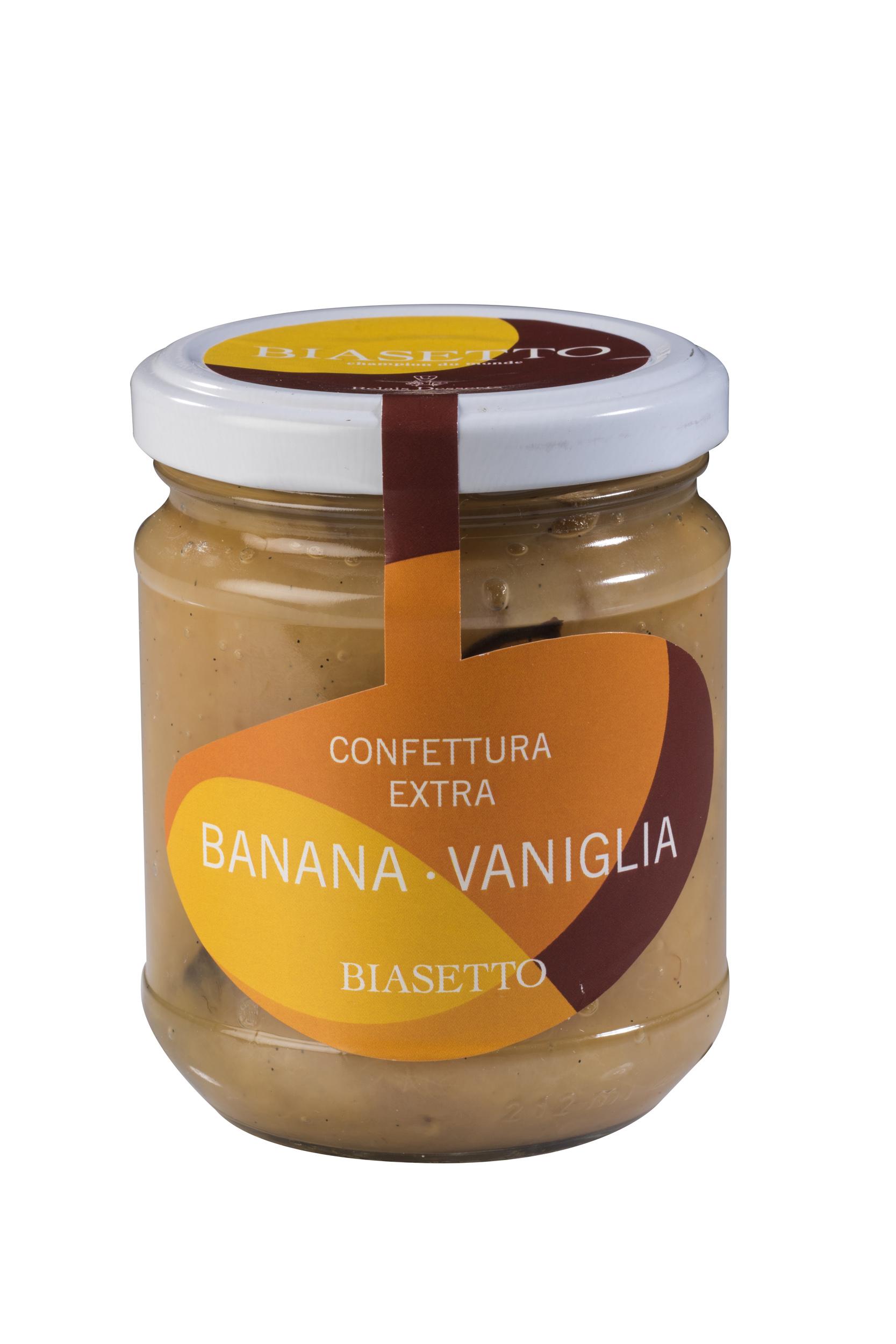 Confettura Extra di Banana e Vaniglia di Thaiti