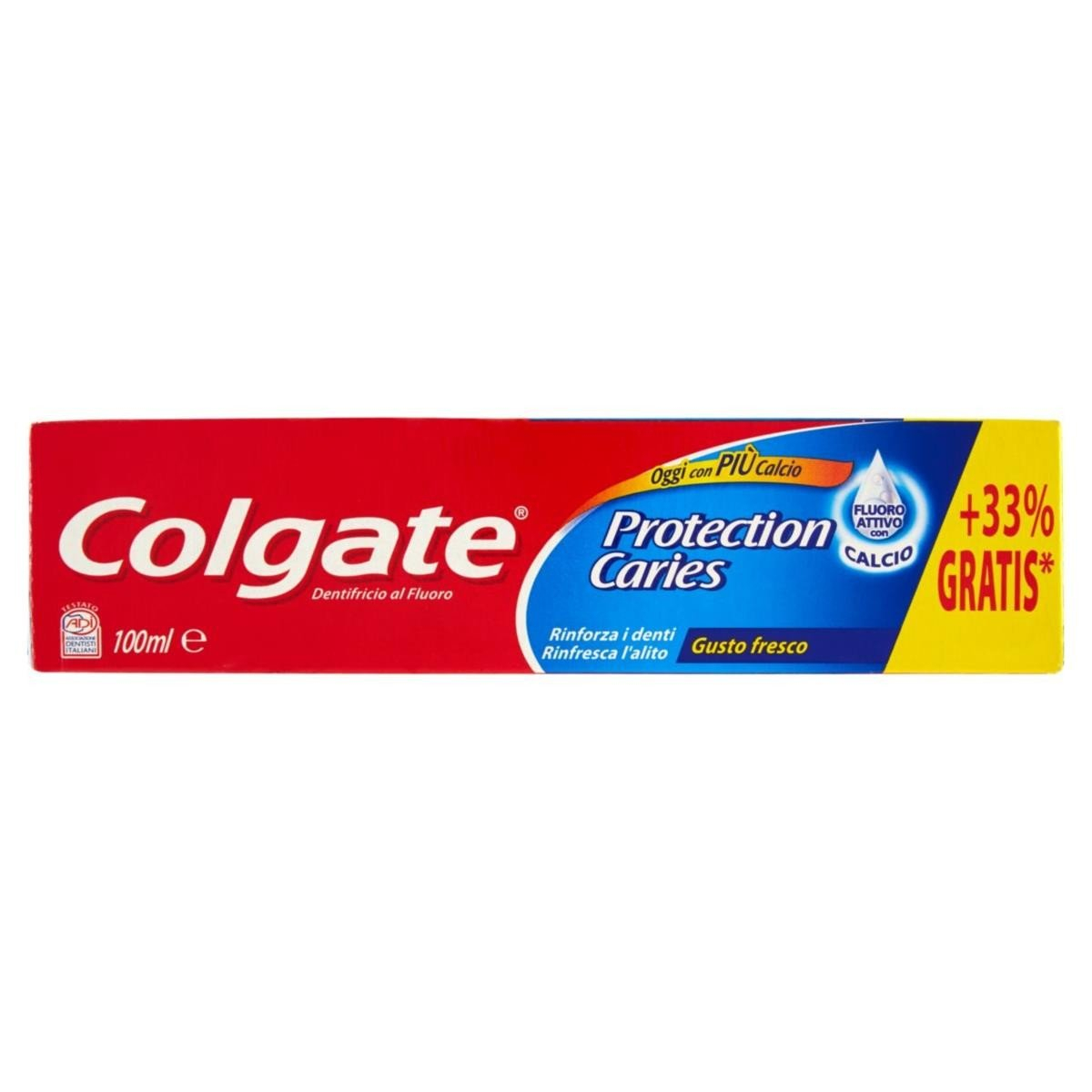 COLGATE Protection Caries Dentifricio 100ml