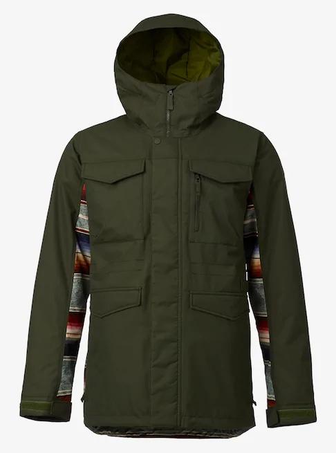 Giacca Burton MB Covert Jacket