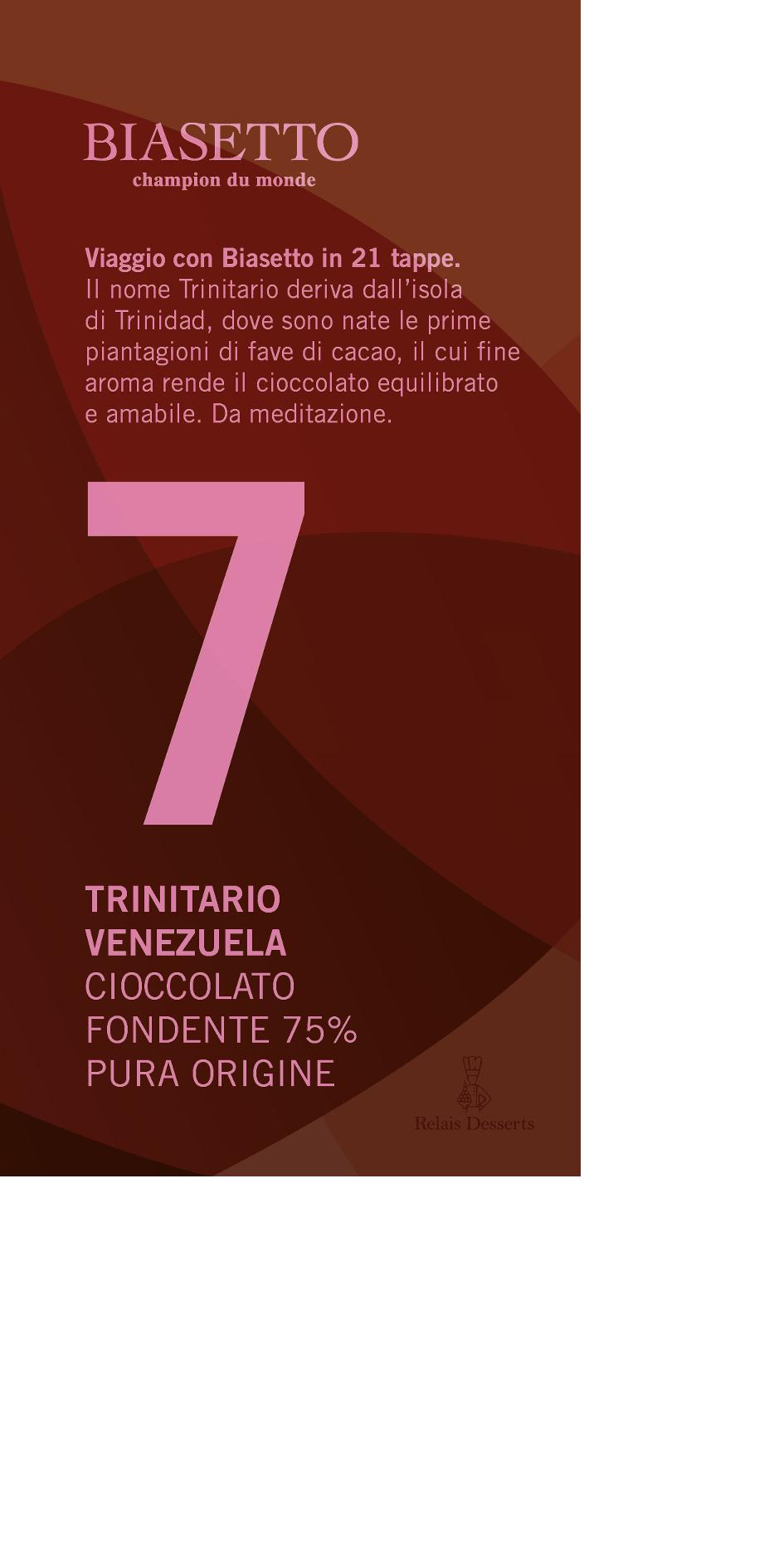 Tavoletta 7: Trinitario Venezuela