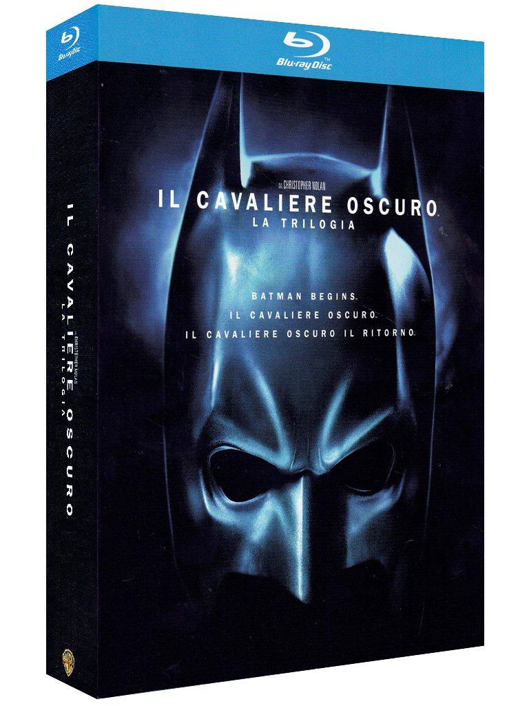 Il Cavaliere Oscuro - La Trilogia (3 Blu-Ray)