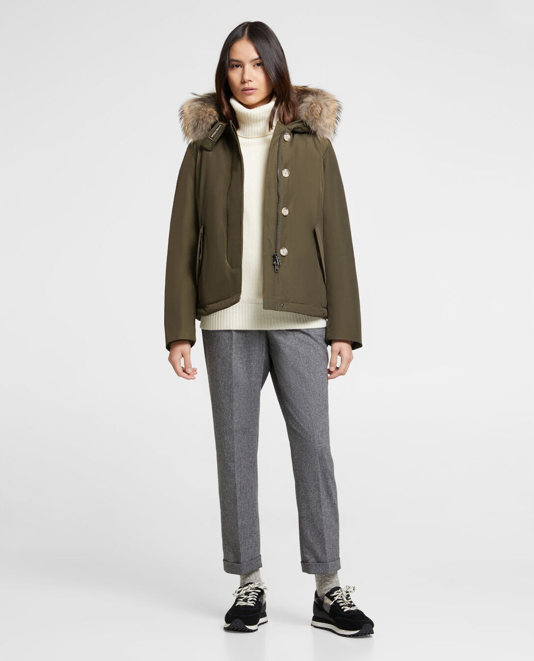SHOPPING ON LINE WOORLICH W'S SHORT ARCTIC PARKA  FALL WINTER 19/20 NEW COLLECTION WOMEN'S