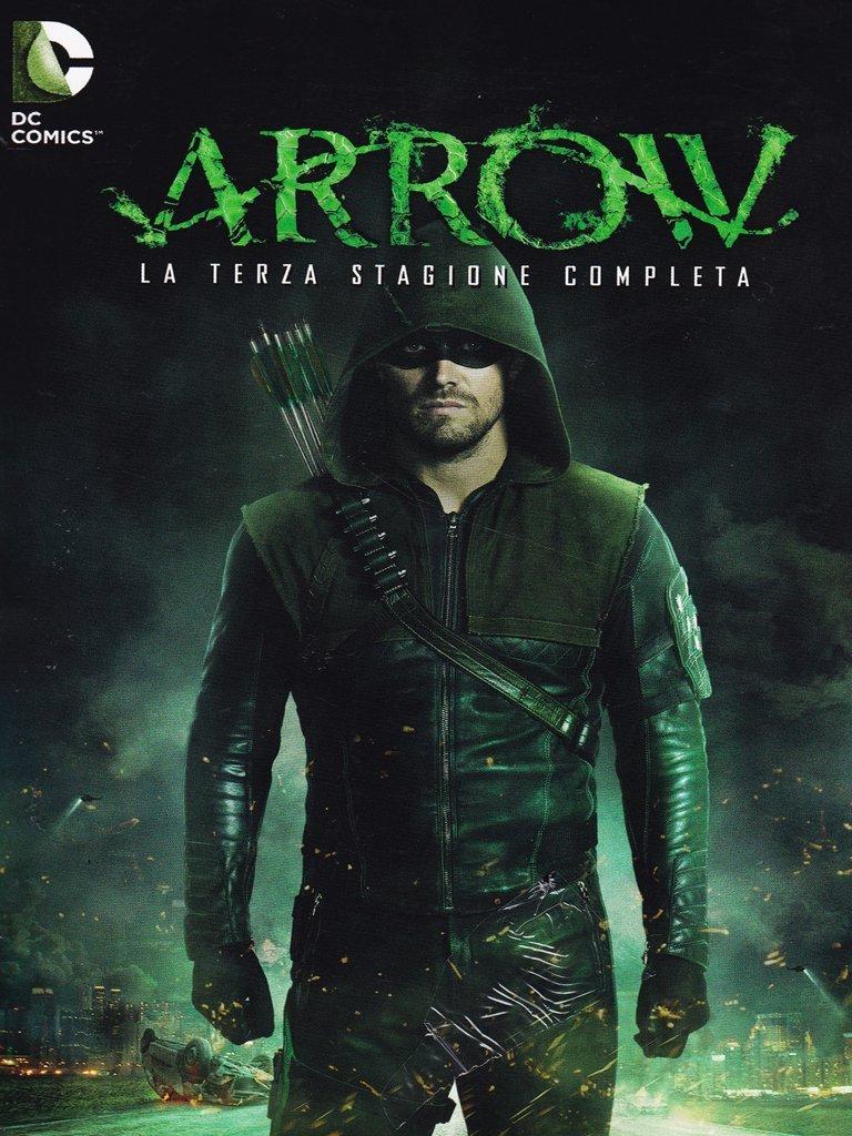 Arrow - Stagione 03 (5 dvd)