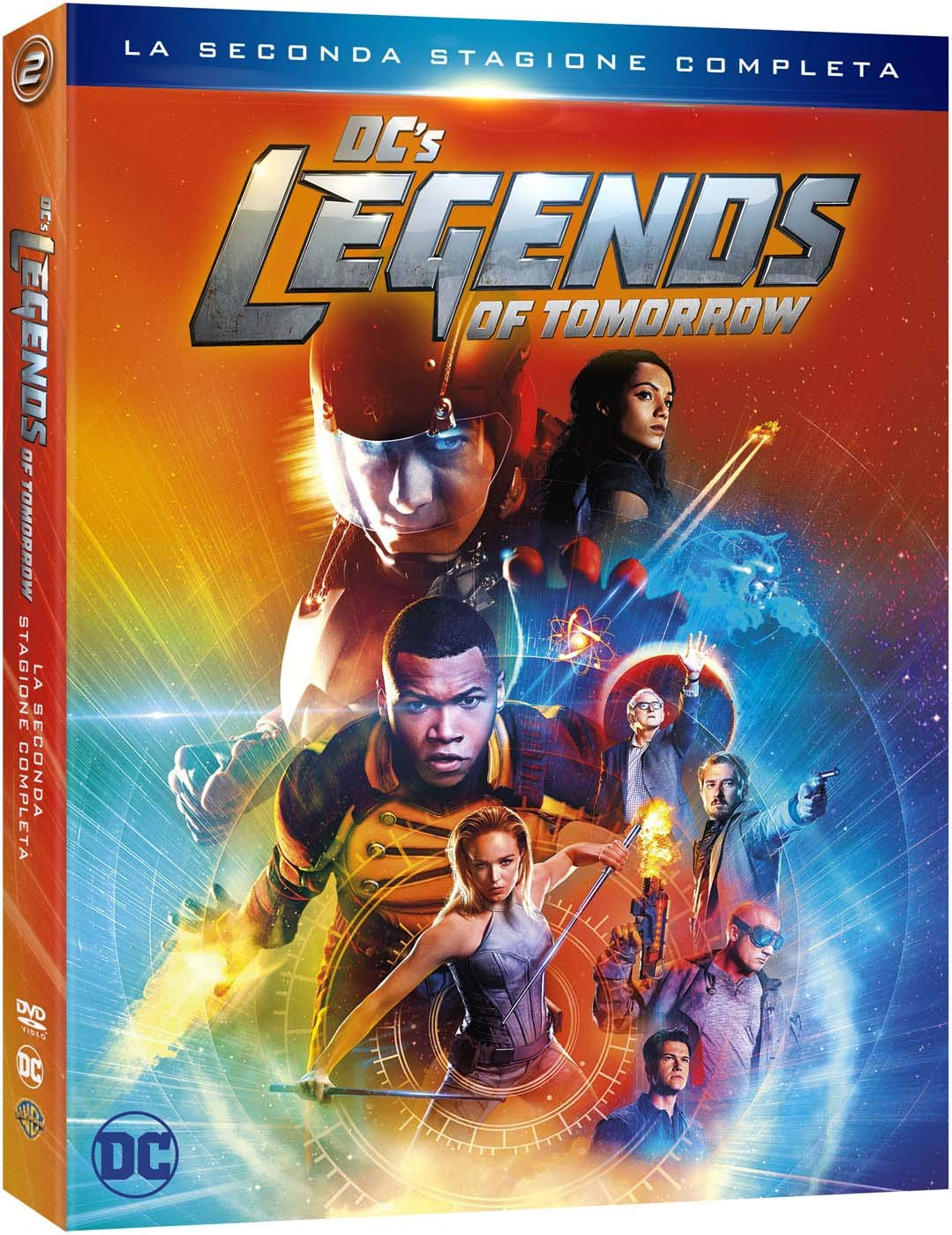 DC's Legends of Tomorrow - Stagione 02 (4 dvd)
