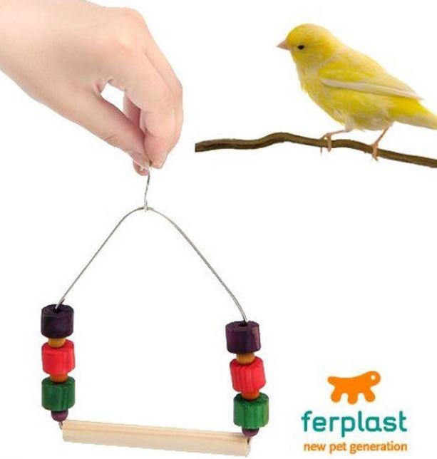 Altalena per piccoli uccelli