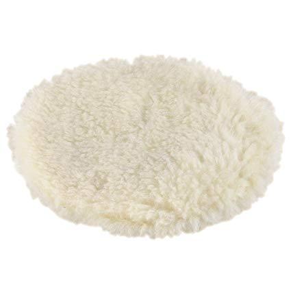 Kreator KRT239070 tampone in lana 180mm per lucidatura