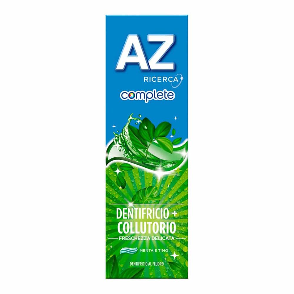 AZ Complete Freschezza Delicata Dentifricio+Collutorio 75ml