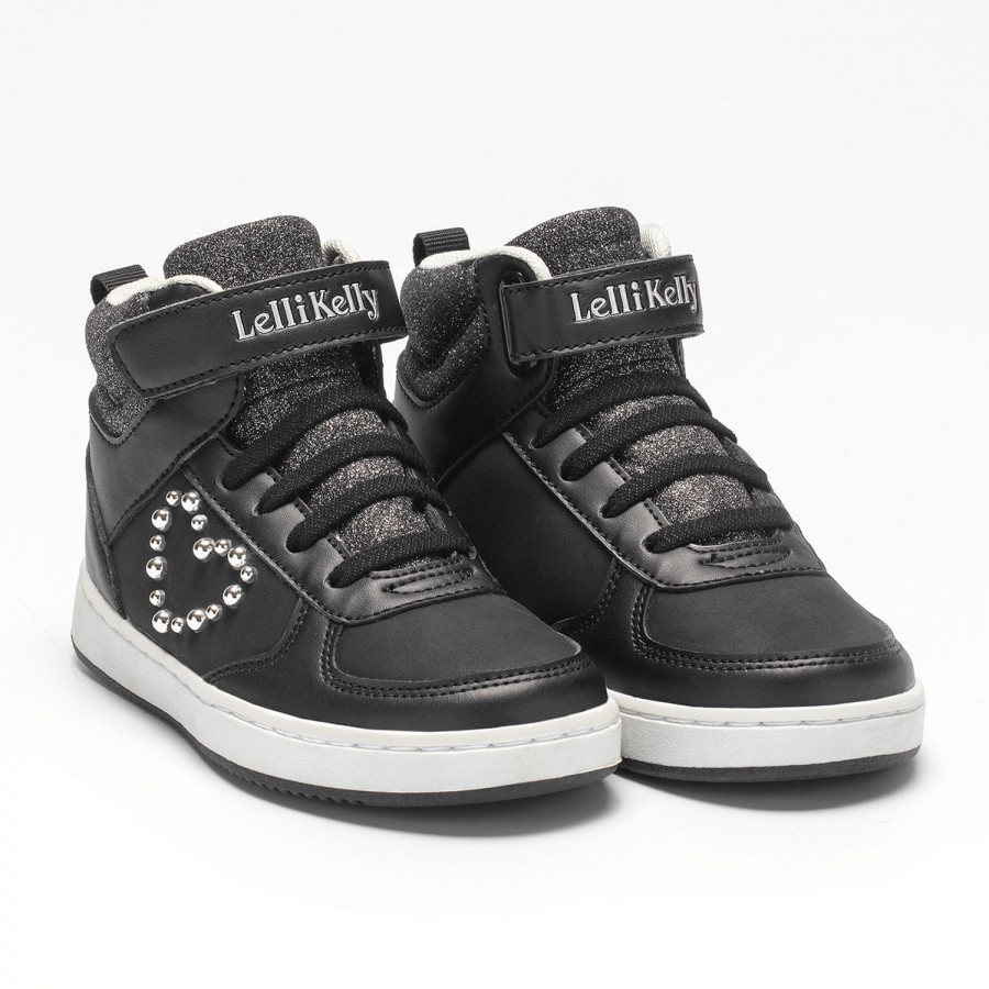 Sneakers bambina LELLI KELLY LUCY alta